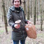 Grzybobranie piękno natury grzybów masa dla każdego starczy