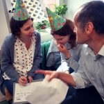 Urodziny prezesa fundacji jest czas na wspólną radość i rozmowy