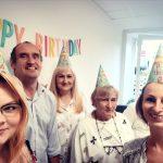 Urodziny prezesa fundacji niech nam żyje sto lat